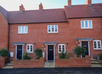 Thumbnail 2 bed terraced house for sale in Foxhills Way, Brackley