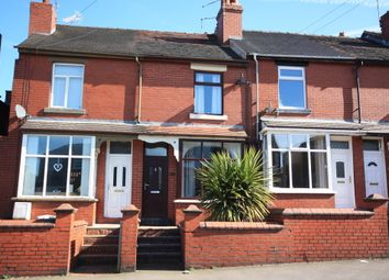 Thumbnail 2 bed town house for sale in High Street, Newchapel, Stoke-On-Trent