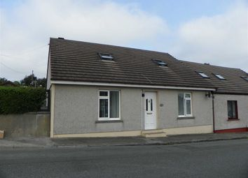Thumbnail 3 bed end terrace house for sale in Castle Street, Pennar, Pembroke Dock