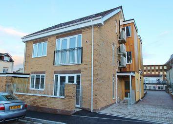 Thumbnail 2 bed flat to rent in Carpenters Lane, Keynsham, Bristol