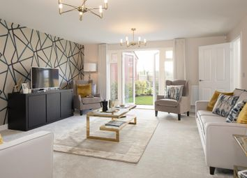 "Thumbnail 5 bedroom detached house for sale in ""Glidewell"" at Beancroft Road, Marston Moretaine, Bedford"