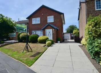 Thumbnail 3 bed detached house for sale in Sycamore Close, Rishton, Blackburn
