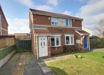 Thumbnail 2 bed semi-detached house for sale in Kirknewton Close, Houghton Le Spring
