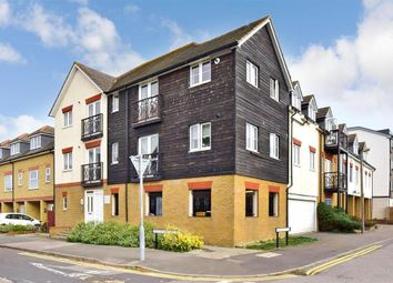 Thumbnail 2 bedroom flat for sale in Westmeads Road, Whitstable, Kent