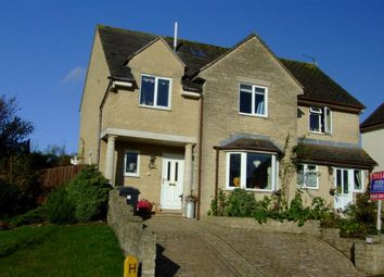 Thumbnail 4 bed semi-detached house to rent in Longtree Close, Tetbury