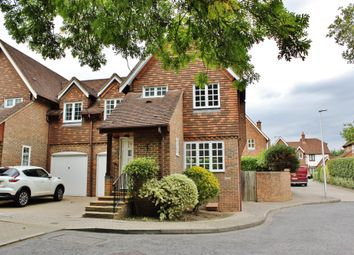 Thumbnail 3 bed semi-detached house for sale in Elrington Road, Woodford Green