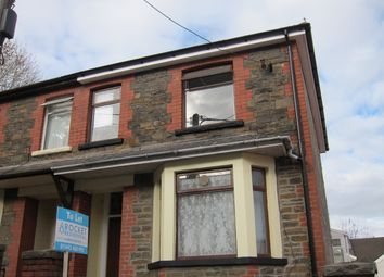 Thumbnail 4 bed property to rent in Gwyn Street, Treforest, Pontypridd