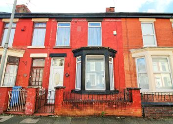 Thumbnail 3 bed terraced house for sale in Elmdale Road, Walton, Liverpool