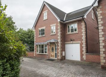 Thumbnail 6 bed detached house for sale in Talebrook, The Hollies, Godley