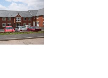 Thumbnail 2 bed flat to rent in Nichols Way, Exeter