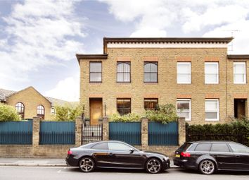 Thumbnail 4 bed semi-detached house for sale in Terrace Road, London