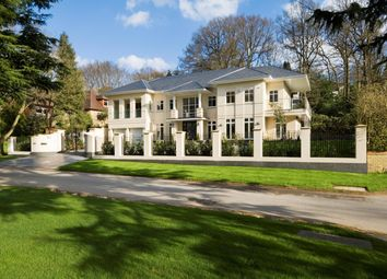 Thumbnail 6 bed detached house to rent in Camp Road, Gerrards Cross, Bucks