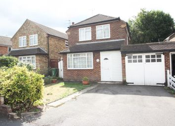 Thumbnail 3 bed detached house to rent in Lake Close, Byfleet, West Byfleet