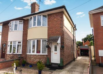 Thumbnail 2 bed semi-detached house to rent in Quorn Drive, Lincoln