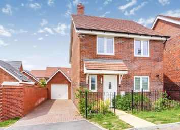 Thumbnail 4 bed detached house to rent in Pritchard Way, Salisbury