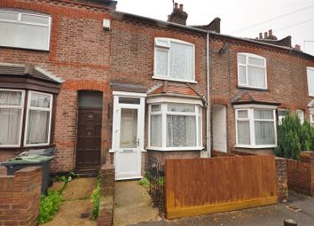 Thumbnail 3 bed terraced house to rent in Ramridge Road, Luton
