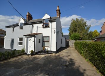 Thumbnail 3 bed semi-detached house for sale in Berechurch Hall Road, Colchester