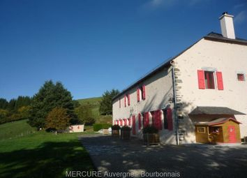 Thumbnail 4 bed property for sale in Condat, Auvergne, 15190, France