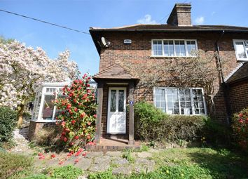 Thumbnail 3 bed semi-detached house for sale in 6 Glebe Road, Weald, Sevenoaks, Kent