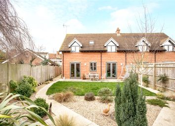 Thumbnail 4 bedroom semi-detached house for sale in High Street, Dorchester-On-Thames, Wallingford, Oxfordshire
