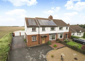 Thumbnail 4 bed property for sale in Milby, Boroughbridge, York