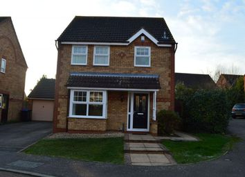 3 bed detached house to rent in Wisteria Way, Abington Vale, Northampton NN3