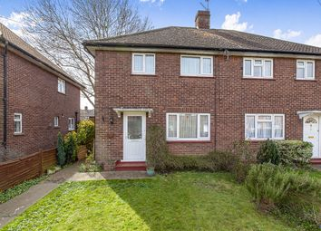 Thumbnail 2 bedroom semi-detached house to rent in Bishops Way, Egham