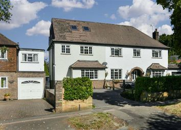 Thumbnail 3 bed semi-detached house for sale in Nork Way, Banstead, Surrey