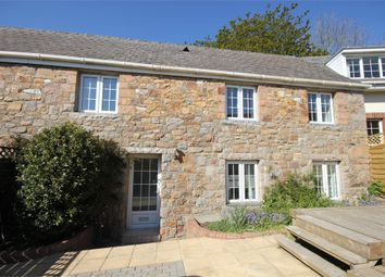 Thumbnail 3 bed terraced house for sale in 2 Highfield Farm, Le Pont Du Val, St Brelade