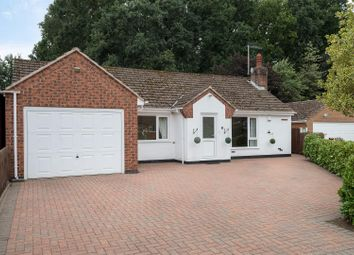 Thumbnail 3 bed bungalow for sale in St. Catherines Avenue, Market Bosworth, Nuneaton