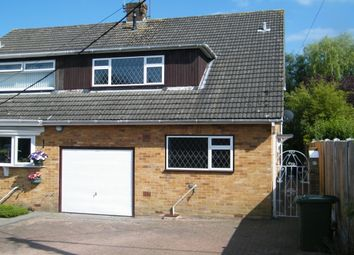 Thumbnail 3 bed property to rent in Highfield Road, Billericay