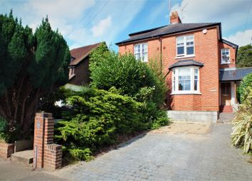 Thumbnail 3 bed semi-detached house to rent in Leigh Road, Cobham