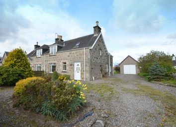 Thumbnail 3 bed semi-detached house for sale in Cullaird, Brackla, Nairn