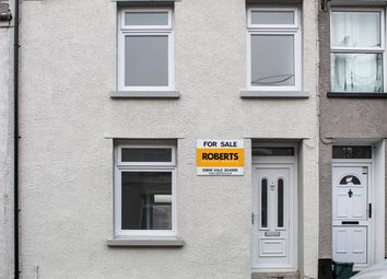Thumbnail 3 bed terraced house for sale in Alexander Street, Rhymney, Tredegar