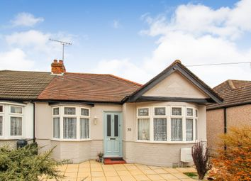 Thumbnail 2 bed semi-detached bungalow for sale in Redriff Road, Collier Row, Romford