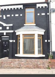Thumbnail 3 bed terraced house for sale in Bedford Road, Bootle