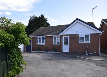 Thumbnail 4 bed detached bungalow to rent in Lenham Way, Basildon, Essex