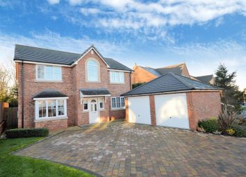 Thumbnail 4 bed detached house for sale in Dalefield Drive, Admaston, Telford, Shropshire.