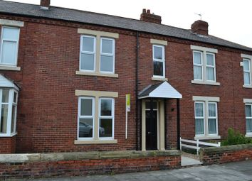 Thumbnail 2 bed terraced house to rent in Beanley Crescent, Tynemouth, North Shields