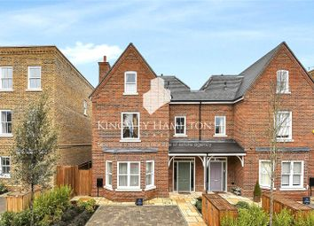 Thumbnail 5 bed semi-detached house to rent in Barrons Chase, Richmond, London