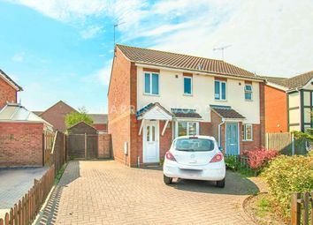 Thumbnail 2 bed semi-detached house to rent in Turner Road, Colchester