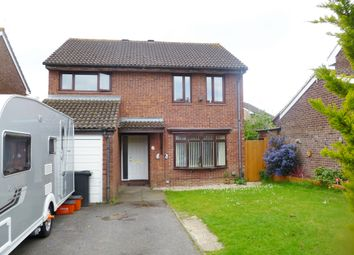 Thumbnail 4 bed detached house for sale in Bosworth Road, Swindon