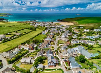 Thumbnail Detached house for sale in The Close, Trevone, Padstow
