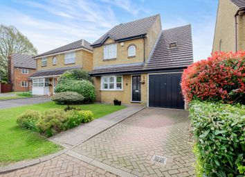Thumbnail 3 bedroom detached house for sale in Glastonbury Close, Orpington