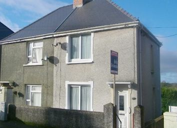 Thumbnail 3 bed property to rent in Precelly Place, Milford Haven