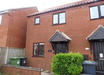 Thumbnail 2 bed flat to rent in Waxham Road, Sea Palling, Norwich
