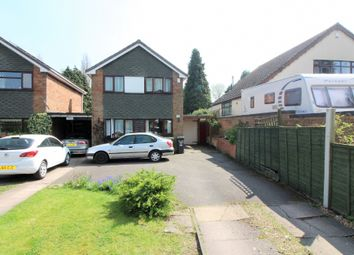 Thumbnail 3 bed detached house for sale in Lichfield Road, Willenhall