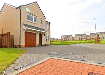 Thumbnail 4 bed detached house for sale in Tullibardine Close, Alford