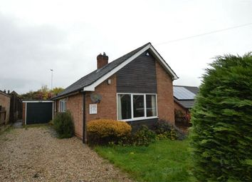 Thumbnail 3 bed detached bungalow for sale in Tower Hill, Costessey, Norwich, Norfolk