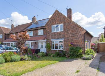 Thumbnail 2 bed end terrace house for sale in Garsons Road, Southbourne, Emsworth